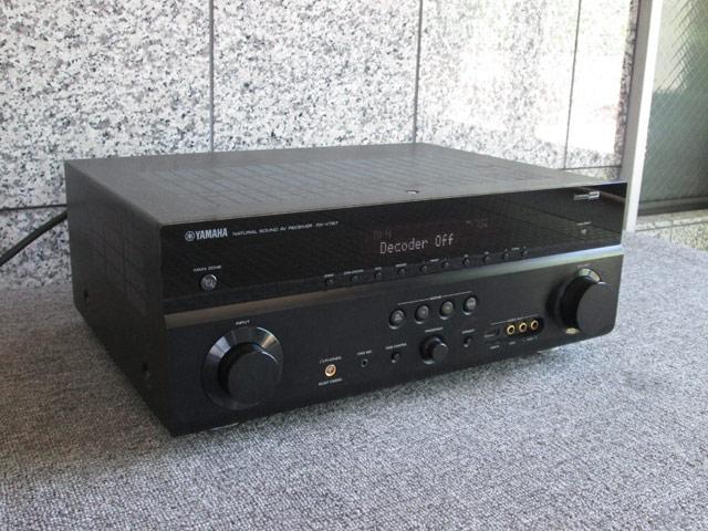 Yamaha rx v767 av for Yamaha rx v767